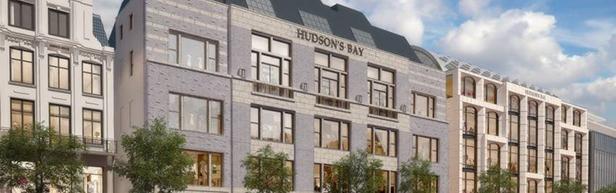 Na het drama V&D volgt de ouverture Hudson's Bay