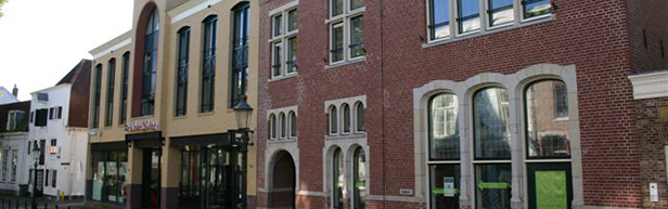 Winkelcentrum Mooierplein